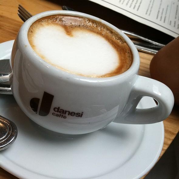 Cuppacino @ L'Artusi Restaurant
