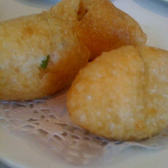 Ambassador chinese cuisine deep fried rice dumplings for Ambassador chinese cuisine