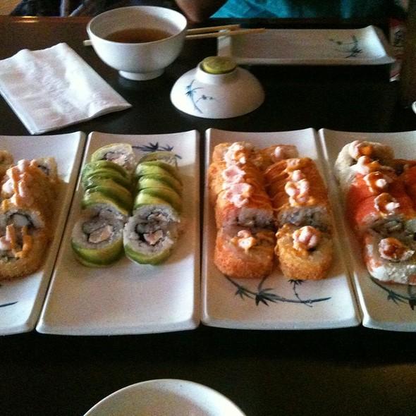 Sushi @ Katsura