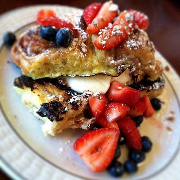 French Toast Fantasy