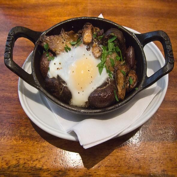 Roasted Mushrooms - Dina Rata, New York, NY