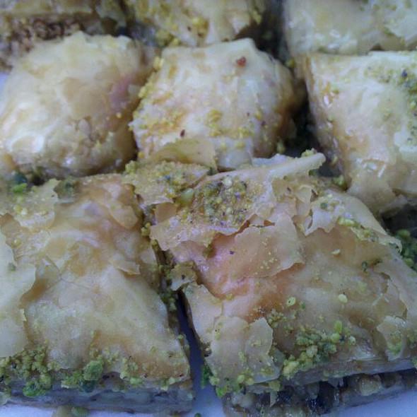 Baklava @ Mediterranean Bakery Inc
