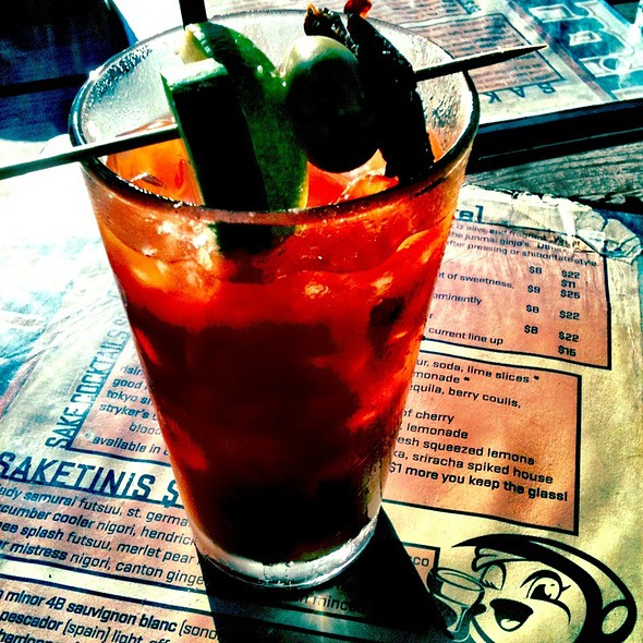 Strykers Bloody Mary