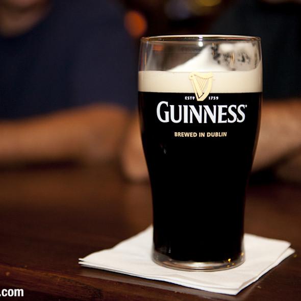Guinness @ de Vere's Irish Pub