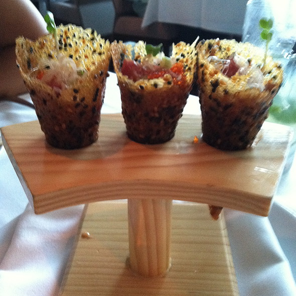 Spicy Tuna Tartare @ The Source by Wolfgang Puck