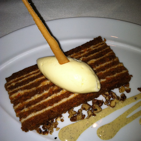 Carrot Cake @ The Source by Wolfgang Puck