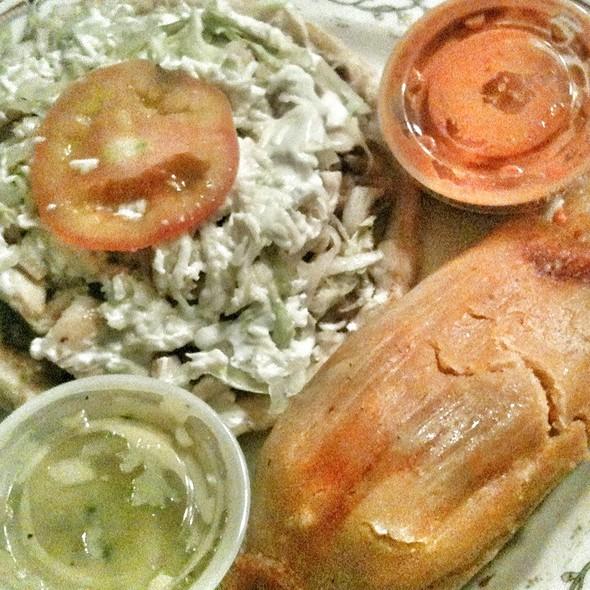 Sopa de Pollo @ Don Gabriel Restaurant