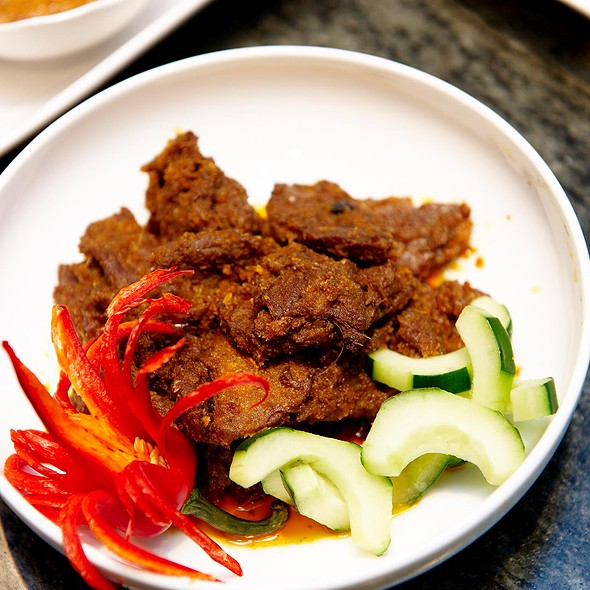 Beef Rendang @ Laut