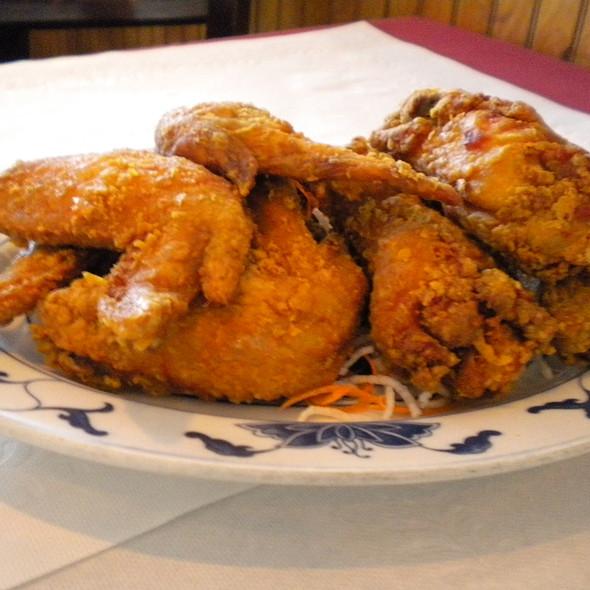 Malaysian Fried Chicken @ Meemah Chinese-Malaysian