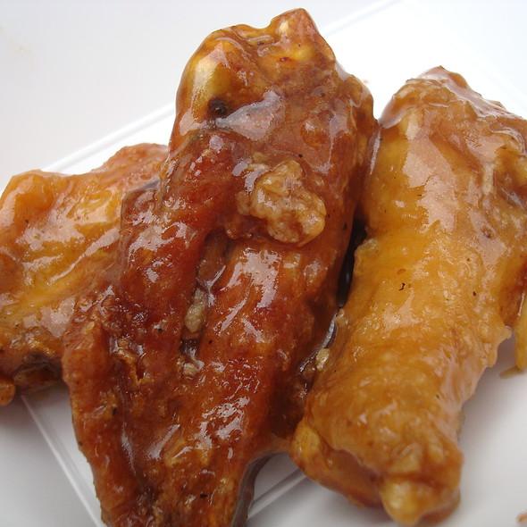 Szechuan Wings