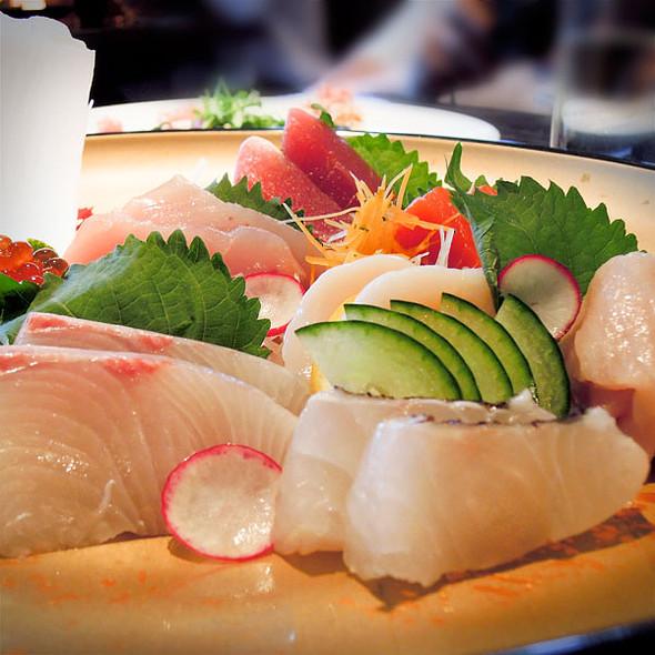 SASHIMORIWASE @ hapa umi japanese restaurant