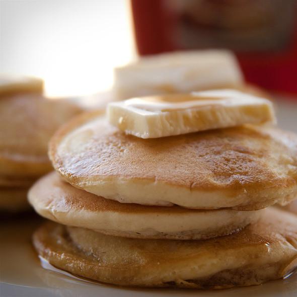 Mini Pancakes @ La Casa di Pen