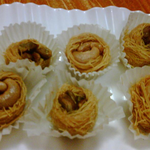 Pistachio Nest
