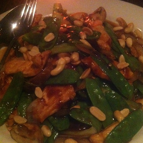 Kung Pao Chicken - Niu Japanese Fusion Lounge, Chicago, IL