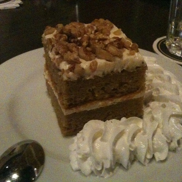 Carrot Cake @ Murphy's