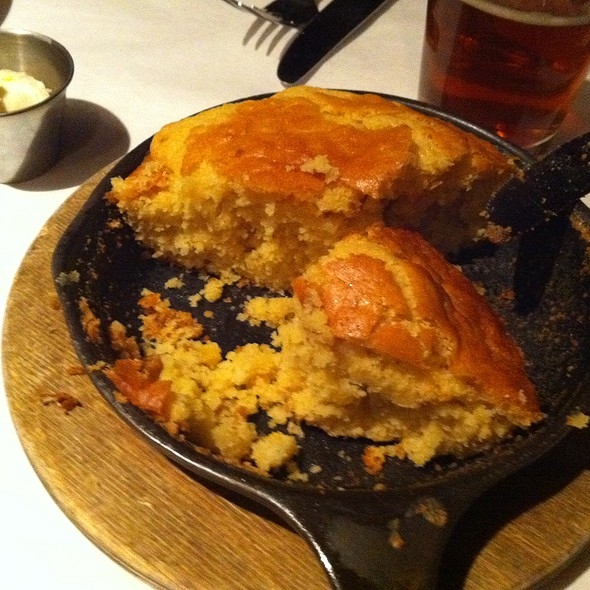 Corn Bread @ District Chophouse & Brewery