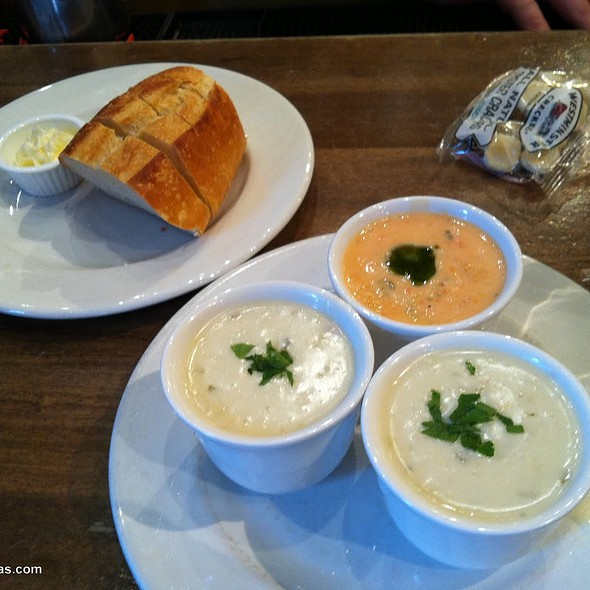 Clam Chowder @ Blue Mermaid Chowder House & Bar