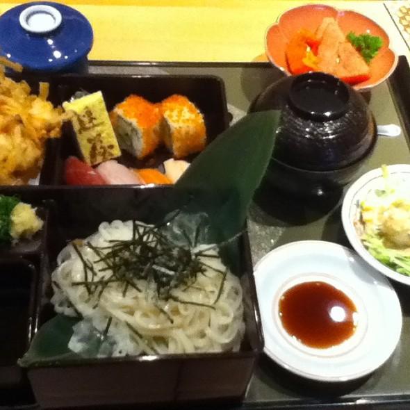 Ladies' Lunch Set @ Tatsuya