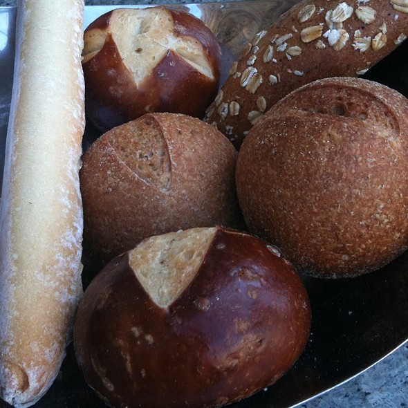 Warm Bread Basket - THE Blvd - Beverly Wilshire Hotel, Beverly Hills, CA
