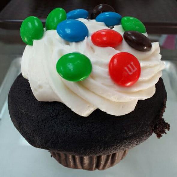 Candy Cupcake