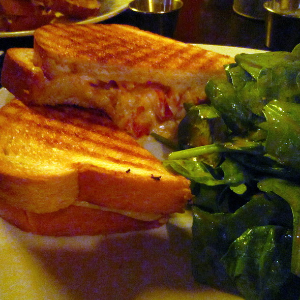 Lobster Grilled Cheese - Victoria Gastro Pub, Columbia, MD