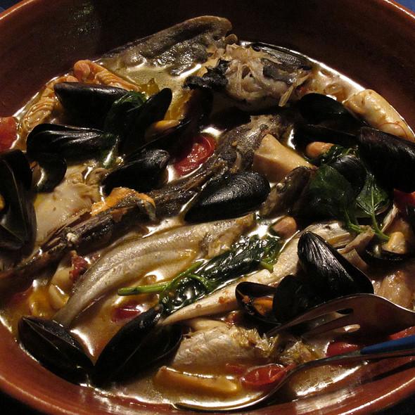 Brodetto di pesce alla vastese @ Eredi di Trimalcione