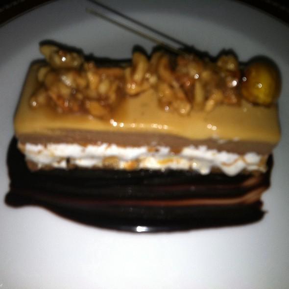 Peanut Pave @ Sax Restaurant & Lounge