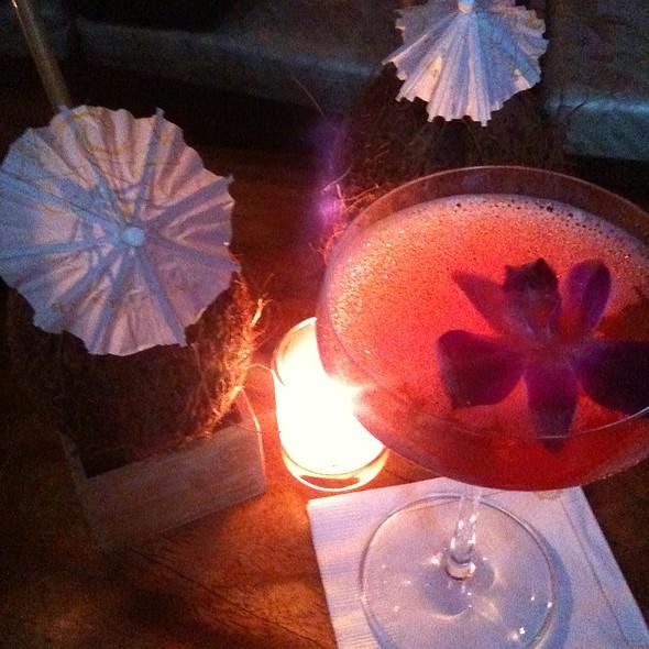 #26 Cocktail - The Hurricane Steak & Sushi, New York, NY