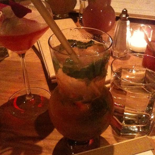 #15 Cocktail - The Hurricane Steak & Sushi, New York, NY
