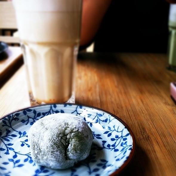 Green Tea Daifuku Mochi