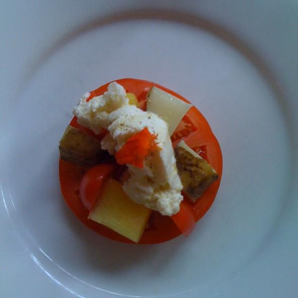 Heirloom Tomato Salad - Beacon Hill Bistro, Boston, MA