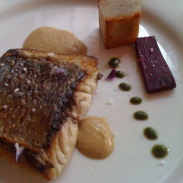 Scituate Bluefish - Beacon Hill Bistro, Boston, MA