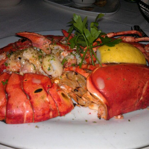 Whole Maine Lobster - Avra Estiatorio on 48th, New York, NY
