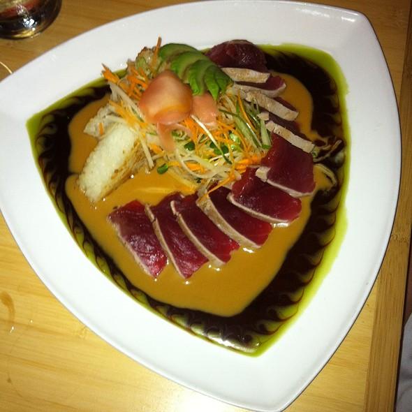 Ahi tuna - Pacific Rim, Ann Arbor, MI