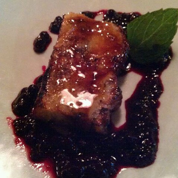 bread and butter pudding - Wine Bar - Toronto, Toronto, ON
