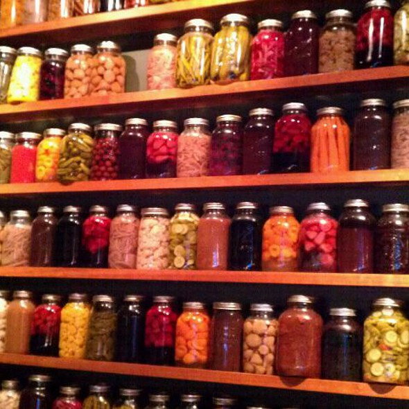 Pickled Vegetables - Wine Bar - Toronto, Toronto, ON