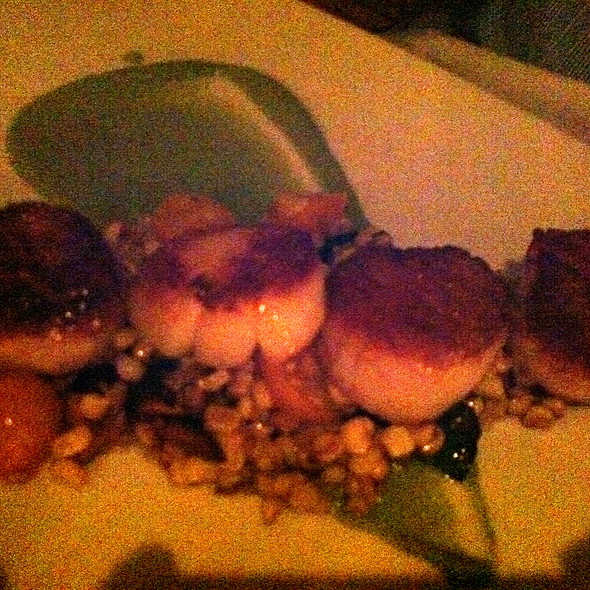 Scallops - Ventuno, Nantucket