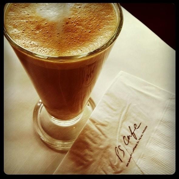 Latte @ PS Cafe @ A.S.H Park