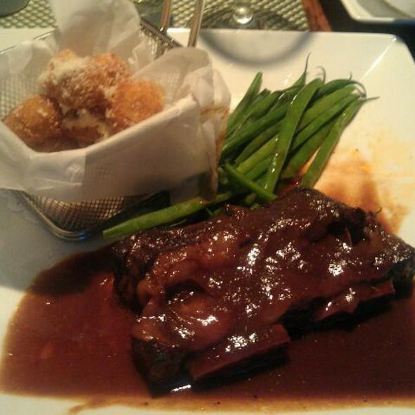 Braised Beef Short Ribs - Academe at The Kennebunk Inn, Kennebunk, ME