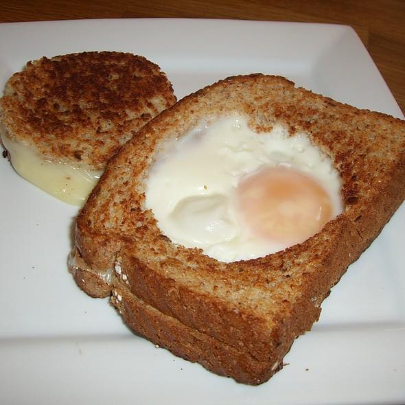 Egg in the Basket @ The Foodspotting Holiday Spotathon