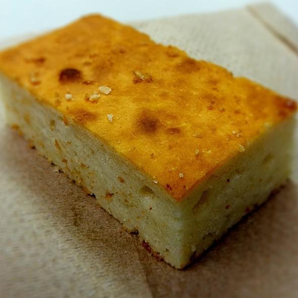 Corn Bread @ Bistro Tupaz
