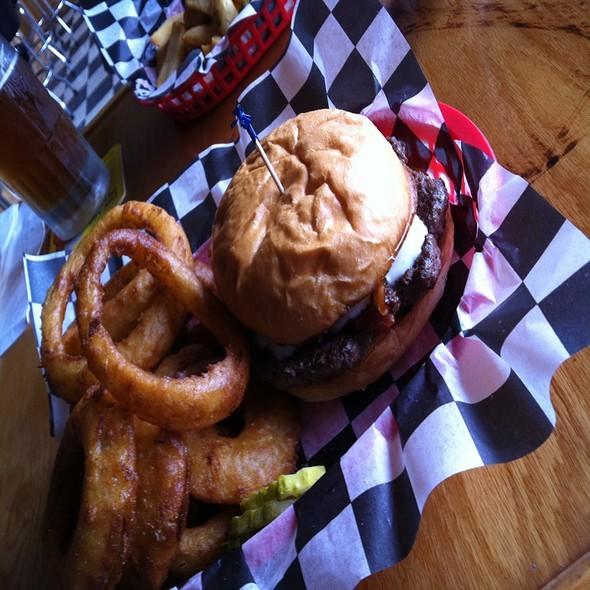Great Burgers And Beer @ Choo Choo Bar & Grill