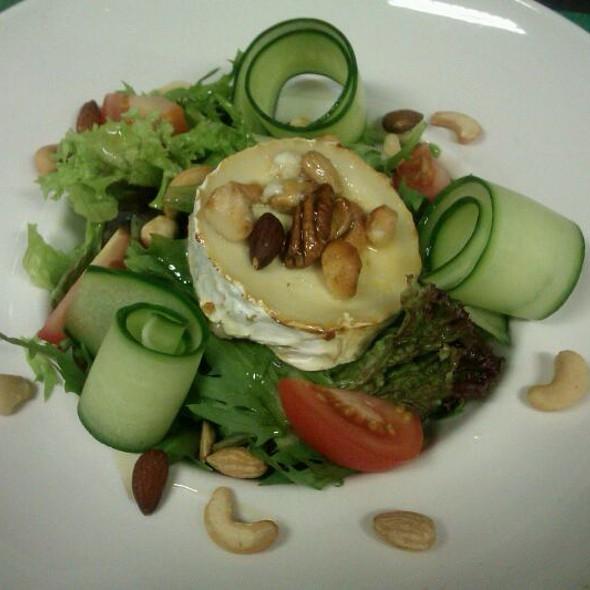 Geitenkaas Salade @ Eetcafe De Hofnar