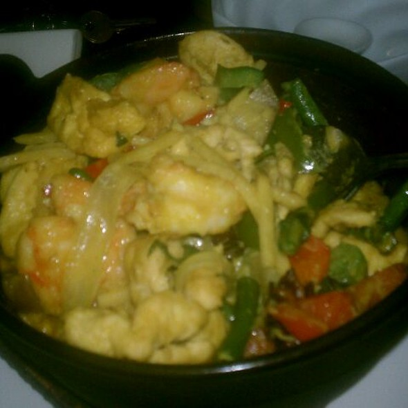 Thai Curry Pot @ Ichiban Sushi
