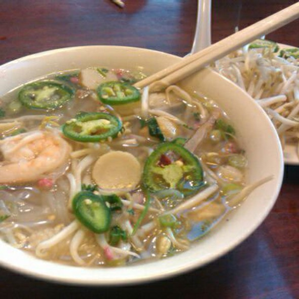 Pho @ Number One Pho