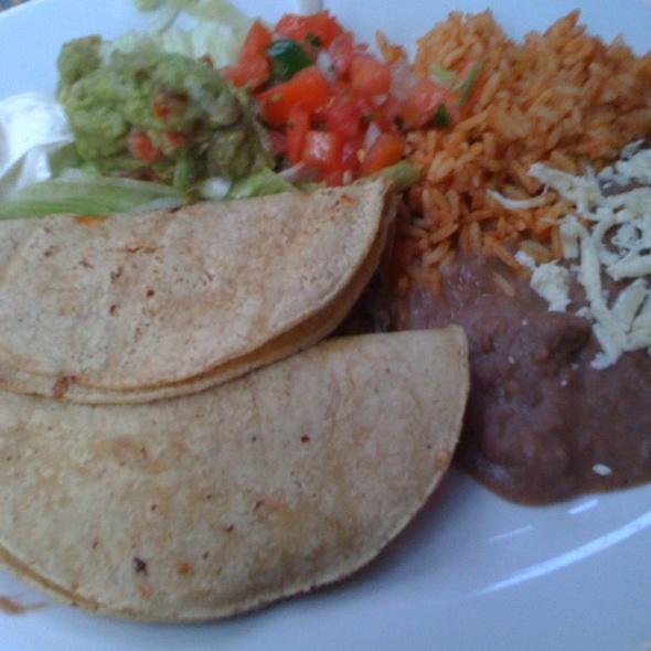 Tacos Rancheros @ Su Casa Mexican Restaurant