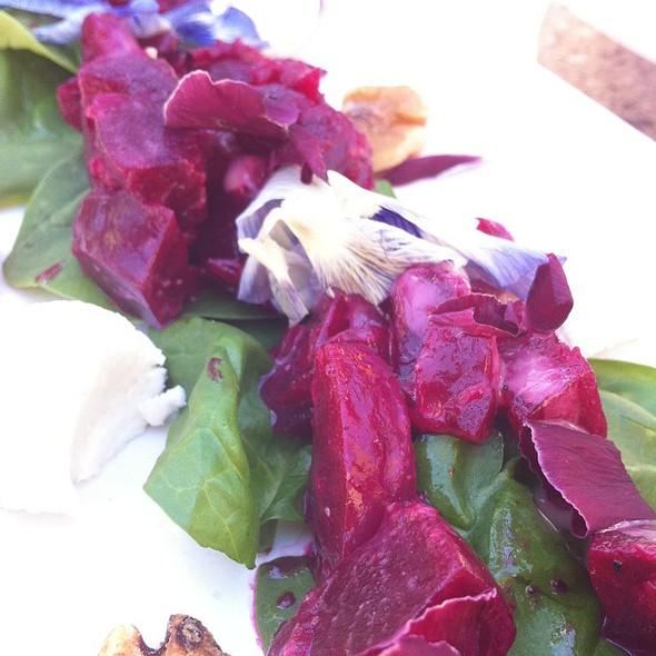 Beet Salad @ Lazy Dog Cafe