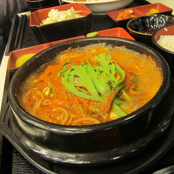 알탕찌개 @ Food Court - Lotte Hotel Seoul