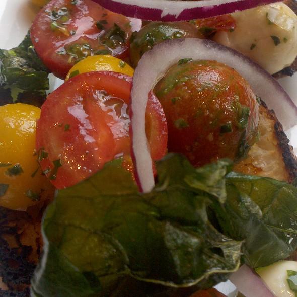 Panzanella Salad @ Atwood