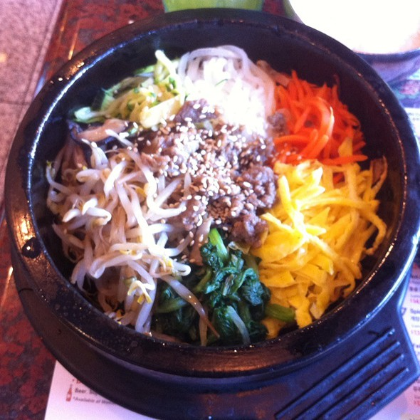 Hot Stone Bibimbap @ Cerritos BCD Inc